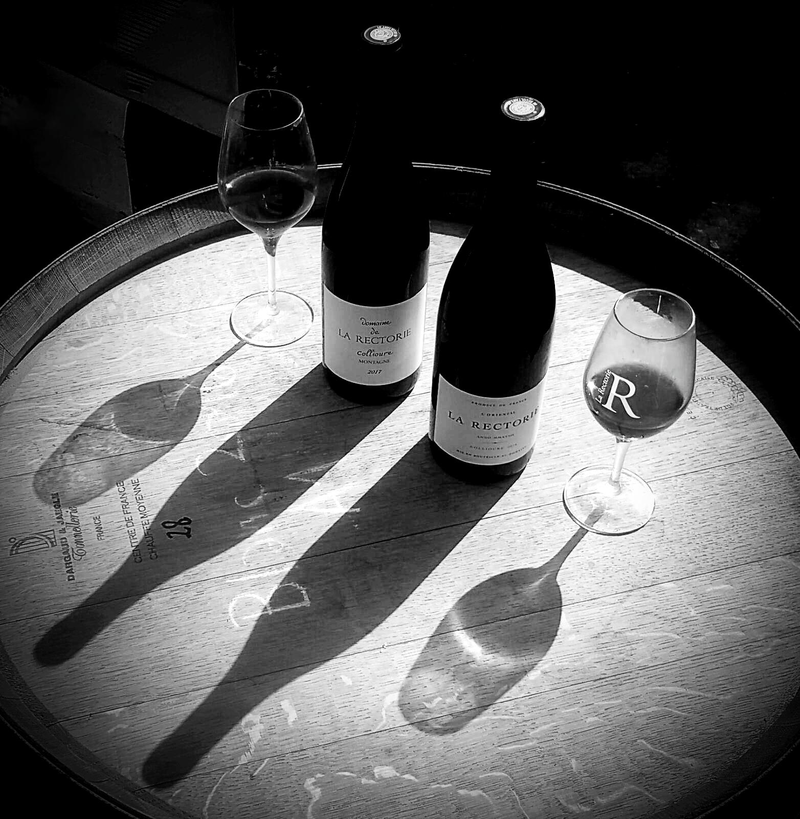 Vente et dégustation de vins de Collioure et Banyuls
